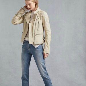 Women's Belstaff Leather Jacket